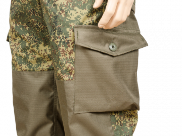 Gorka 3 with fleece vest, EMR