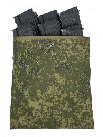 Dump pouch - big, EMR