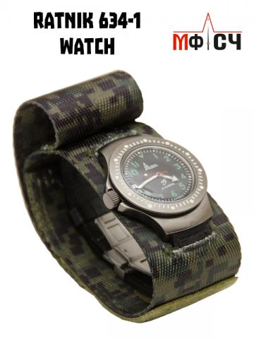 Watch 6Э4-1 RATNIK