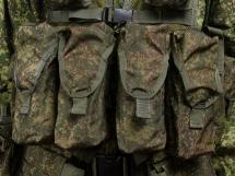 Carrying system 6ш117 RATNIK + Patrol backpack