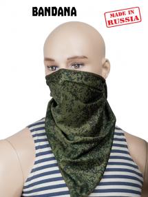 Breathable bandana, EMR