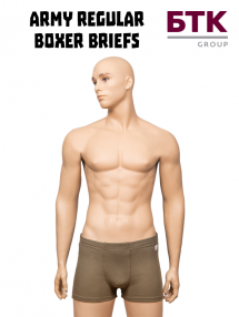 Army boxer briefs, olive