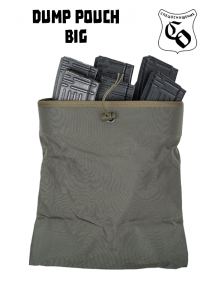 Dump pouch - big, olive