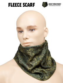 Fleece scarf, EMR