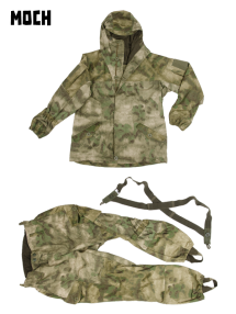 Gorka 3 FLEECE, mokh