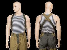 Gorka 3 with fleece vest, khaki
