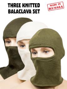 Balaclavas készlet RATNIK