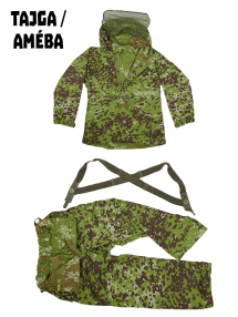 Camo suit MVD, Taiga/Amoebа RATNIK