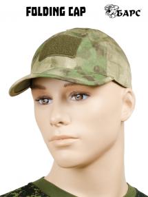 Folding baseball cap, Mokh
