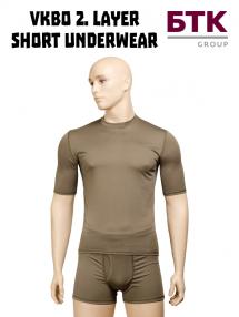 Krátke spodné prádlo VKBO
