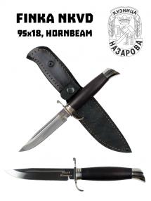 FINKA NKVD - 95x18, Fekete gyertyán