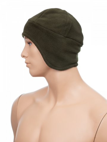 Fleece cap СпН, olive