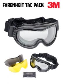Goggles Peltor 3M™ Farenheit™ TAC PAC