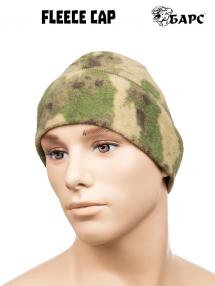 Fleece cap, mokh