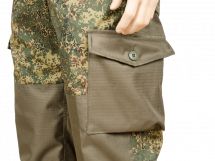 Gorka 3 with fleece vest, EMR