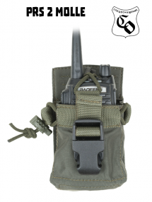 PRS 2 MOLLE, oliv