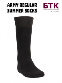 Army regular summer socks