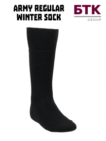 Army regular winter socks