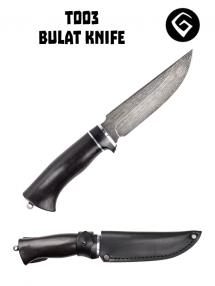 Bulat knife T003, Bulat / hornbeam