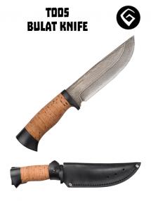 Bulatný nôž T005, Bulat / beresta