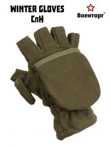 Winter gloves СпН, olive