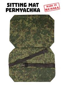 Sitzunterlage - Permjatschka