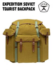 Turisticky ruksak expedičný