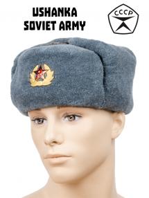 "Soviet ""Ushanka"" winter hat"
